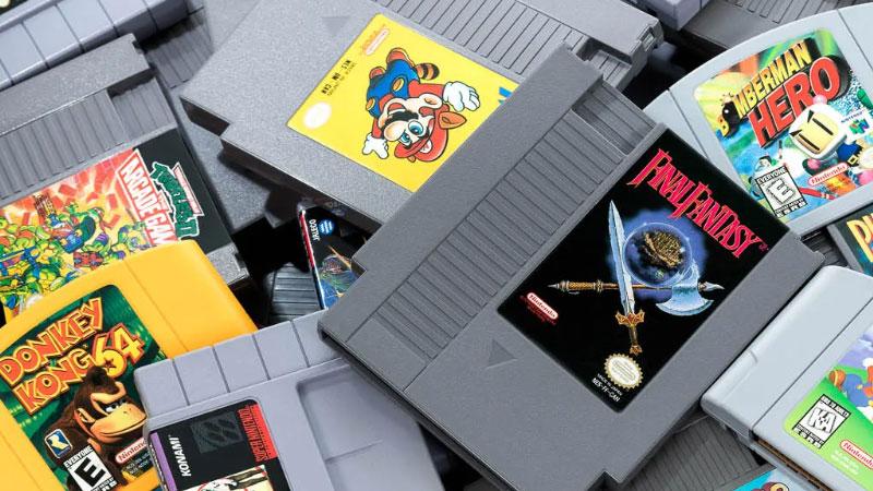 Cartridge Nintendo