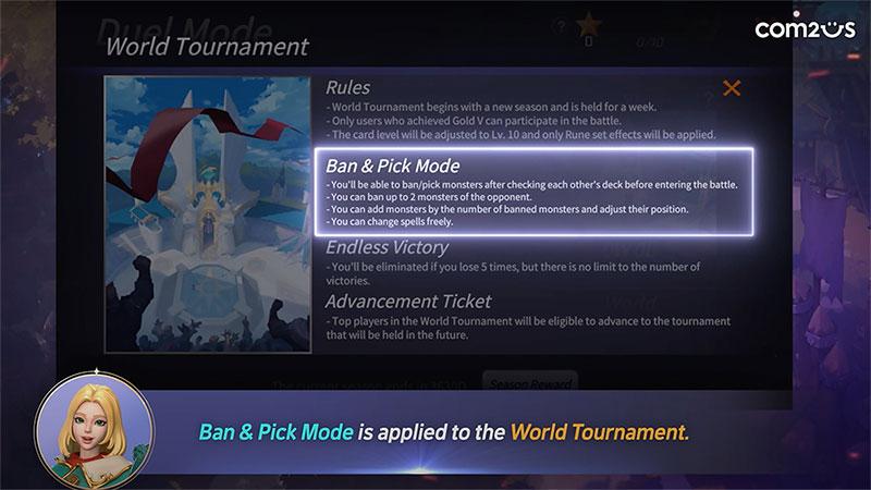 Lost Centuria Season 2 World Tournament